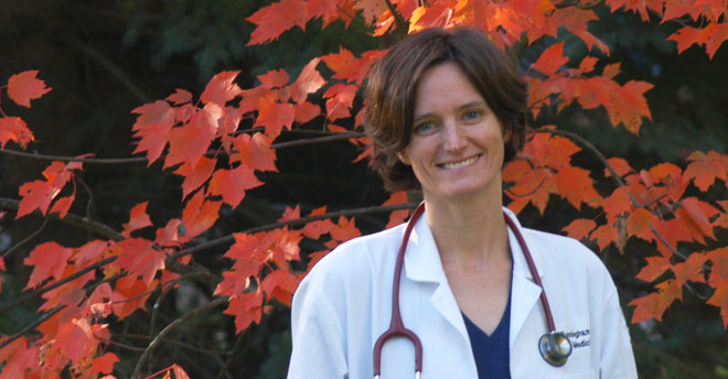 Alicia Cunningham, Concierge Doctor